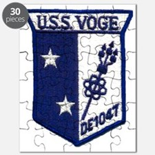 uss voge de patch transparent Puzzle