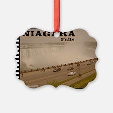 Niagara Falls Calendar Ornament
