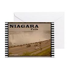 Niagara Falls Calendar Greeting Card