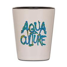 AQUA CULTURE CAMO Shot Glass