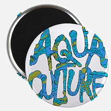 AQUA CULTURE CAMO Magnet