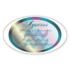 Aquarius Bumper Stickers