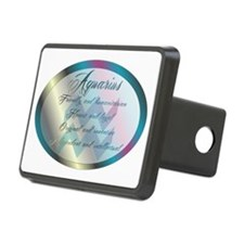 Aquarius Hitch Cover