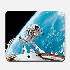 ISS space walk Mousepad