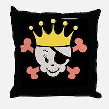 princess-pir2-LG Throw Pillow