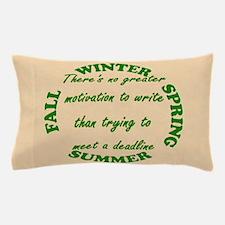Banner Pillow Case