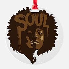Soul Fro Ornament