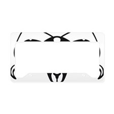 zodiac ram License Plate Holder