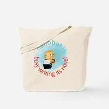 nanobot Tote Bag