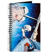ISS space walk Journal