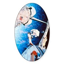 ISS space walk Decal