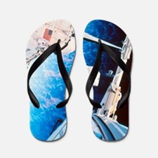 ISS space walk Flip Flops