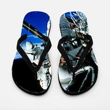 ISS astronaut Flip Flops