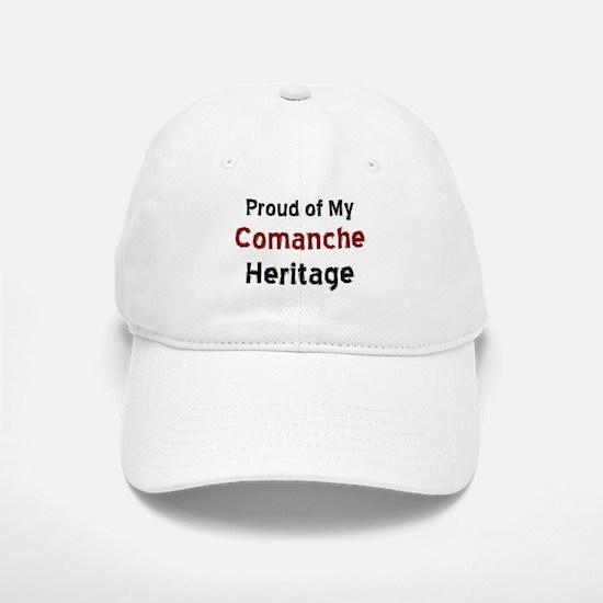 comanche heritage Baseball Baseball Cap