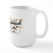 B-52 Someone over 30 to trust Mug