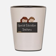 Teachers Special Education Shot Glass