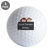 Teachers Special Education Golf Ball