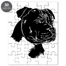 Staffordshire Bull Terrier Puzzle