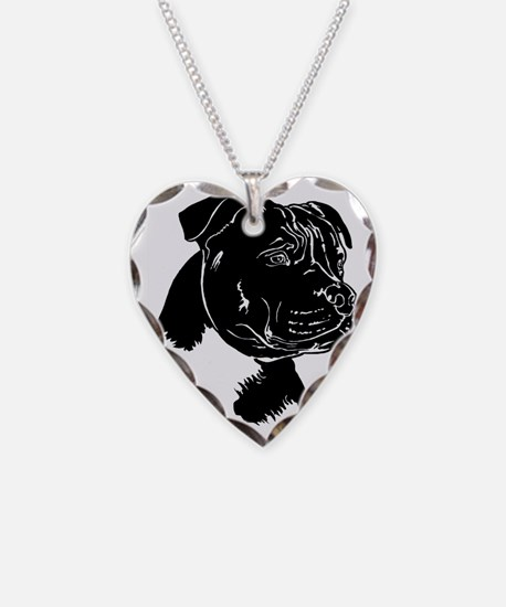 Staffordshire Bull Terrier Necklace