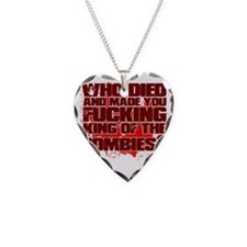 King of the Zombies Necklace