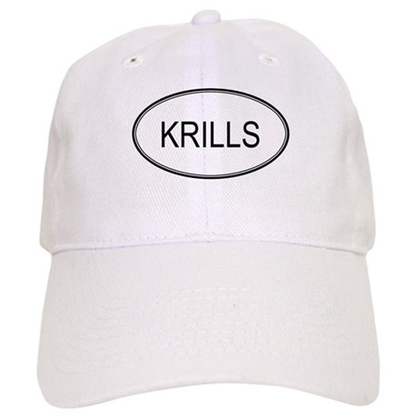 Oval Design: KRILLS Cap
