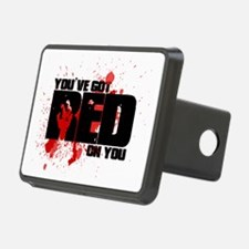 Youve got red on you Shaun Hitch Cover