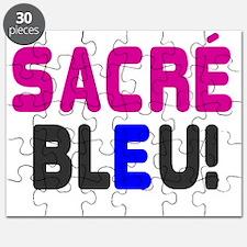 SACRE BLEU! Puzzle