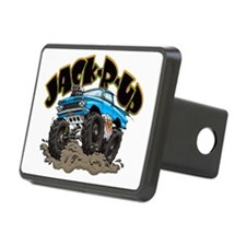 Big Blue El Camino Hitch Cover