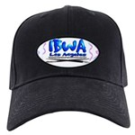 IBWA blue Black Cap