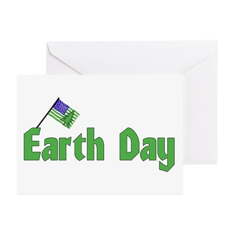 Celebrate Earth Day Greeting Cards (Pk of 10)