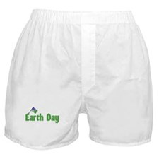 Celebrate Earth Day Boxer Shorts