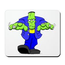 Cartoon Frankenstein Mousepad