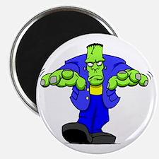 Cartoon Frankenstein Magnet