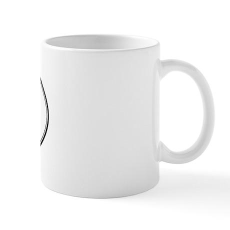Oval Design: LOONS Mug