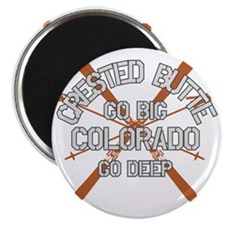 Go Big Crested Butte Magnet