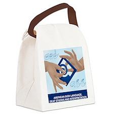 apparel Canvas Lunch Bag