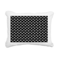 Thomas Tew Jolly Ro... Rectangular Canvas Pillow
