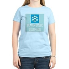 Beaver Creek Snowflake T-Shirt