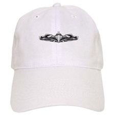 uss william h. standley cg white letters Baseball Cap