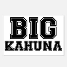 BIG KAHUNA Postcards (Package of 8)