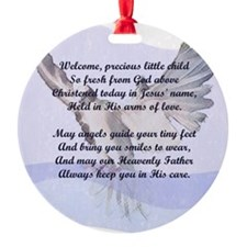 A Christening Gift for You! Ornament