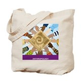 Anthropology Canvas Tote Bag