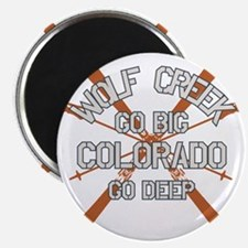 Go Big Wolf Creek Magnet
