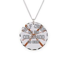 Go Big Wolf Creek Necklace