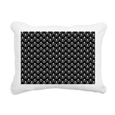 Stede Bonnet Jolly Roger Rectangular Canvas Pillow