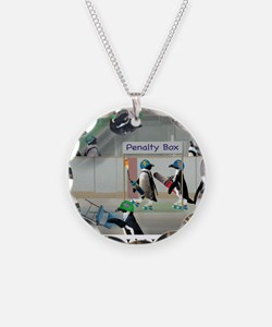 Roller Derby - Its Not Wrest Necklace Circle Charm