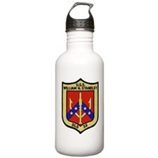 uss william h. standle Water Bottle