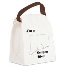 CT Diva Canvas Lunch Bag