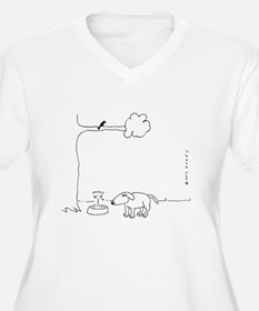 BIRD DOO DOG T-Shirt