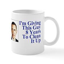 Give Obama 8-BumpStick-8... Mug